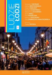 Ludzie Łodzi - Paweł Patora | mała okładka