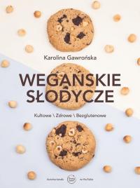Wegańskie słodycze - Karolina Gawrońska   mała okładka