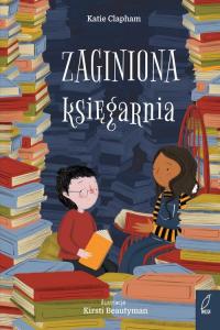 Zaginiona księgarnia - Katie Clapham | mała okładka