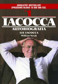 Iacocca Autobiografia - Iacocca Lee, Novak William   mała okładka