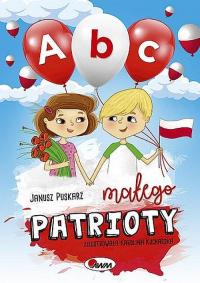 ABC Małego patrioty - Janusz Puskarz | mała okładka