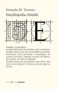 Encyklopedia Notatki - Tavares Gonçalo M.   mała okładka