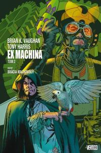 Ex Machina Tom 2 - Vaughan Brian K. | mała okładka