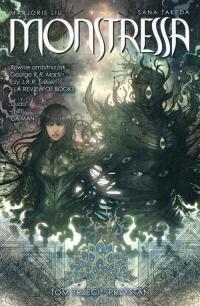 Monstressa Tom 3 Przystań - Marjorie Liu | mała okładka