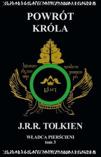 Władca Pierścieni Tom 3 Powrót króla - J.R.R. Tolkien | mała okładka