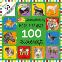 Moje pierwsze 100 zwierząt -  | mała okładka