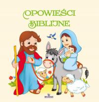 Opowieści biblijne - Beata Jędrzyńska | mała okładka