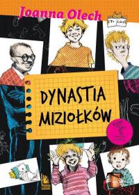 Dynastia Miziołków - Joanna Olech | mała okładka