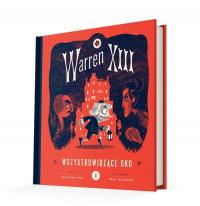 Warren XIII i Wszystkowidzące oko - del Rio Tania | mała okładka