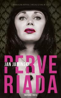 Perveriada - Jan Jamiński | mała okładka