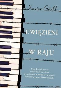 Uwięzieni w raju - Xavier Guell   mała okładka
