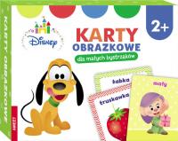 Disney Maluch Karty Obrazkowe Dla Małych Bystrzaków BOX-1 -  | mała okładka