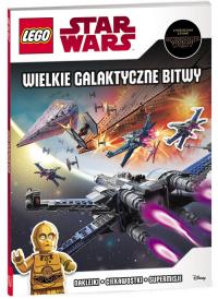 Lego Star Wars Wielkie Galaktyczne Bitwy LSG-301 -  | mała okładka