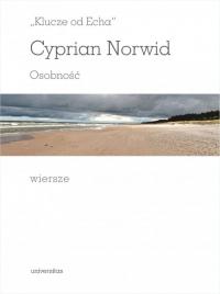 Klucze od echa - Cyprian Norwid | mała okładka