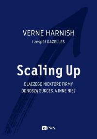 Scaling Up. Dlaczego niektóre firmy odnoszą sukces, a inne nie? - Verne Harnish | mała okładka