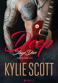 Deep Stage Dive - Scott Kylie | mała okładka