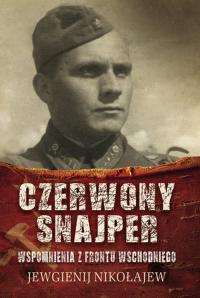 Czerwony snajper - Jewgienij Nikołajew   mała okładka
