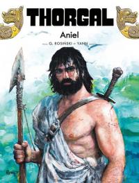 Thorgal Aniel - Le Pennetier Yann   mała okładka