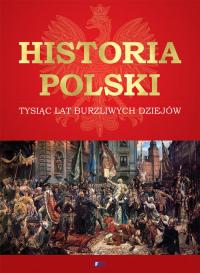 Historia Polski Tysiąc lat burzliwych dziejów -  | mała okładka