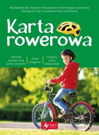 Karta rowerowa - Iwona Czarkowska | mała okładka
