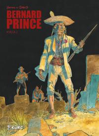 Bernard Prince Księga 2 - Greg Hermann, | mała okładka
