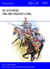 Scytowie 700-300 przed Chr. - J.W. Czernienko | mała okładka
