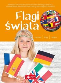 Flagi świata - Iwona Czarkowska | mała okładka