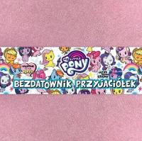 My Little Pony Cutie Mark Crew Bezdatownik przyjaciółek -  | mała okładka
