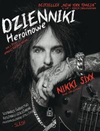 Dzienniki Heroinowe - Nikki Sixx | mała okładka