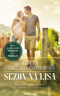 Sezon na lisa - Agata Czykierda-Grabowska | mała okładka