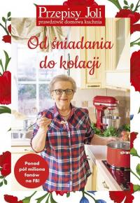 Przepisy Joli Od śniadania do kolacji - Jola Caputa | mała okładka
