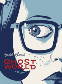Ghost World - Daniel Clowes | mała okładka