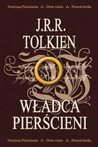 Władca Pierścieni - J.R.R. Tolkien   mała okładka