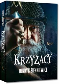 Krzyżacy - Henryk Sienkiewicz   mała okładka