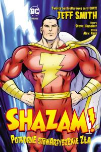 Shazam - Jeff Smith | mała okładka