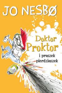 Doktor Proktor i proszek pierdzioszek - Jo Nesbo | mała okładka