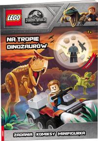 LEGO Jurassic World Tropiciel dinozaurów -  | mała okładka