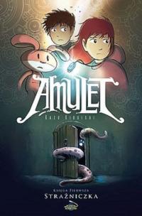 Amulet 1 Strażniczka - Kibuishi Kazu | mała okładka