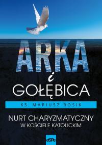 Arka i Gołębica Nurt charyzmatyczny w Kościele katolickim - Mariusz Rosik   mała okładka