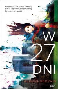 W 27 dni - Alison Gervais | mała okładka