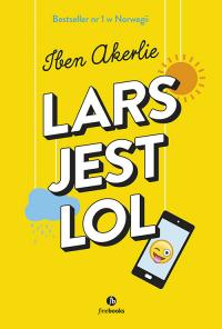 Lars jest LOL - Iben Akerlie | mała okładka