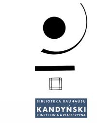 Punkt i linia a płaszczyzna - Wasyl Kandyński | mała okładka