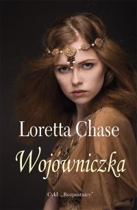 Wojowniczka - Loretta Chase | mała okładka