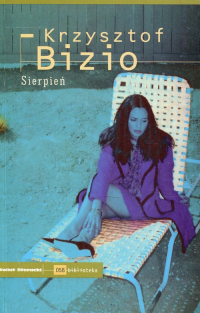 Sierpień - Krzysztof Bizio | mała okładka