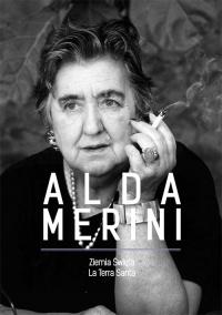 Ziemia Święta La Terra Santa - Alda Merini | mała okładka