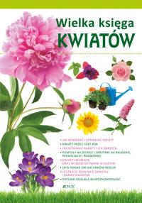 Wielka księga kwiatów -  | mała okładka