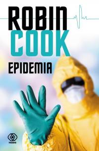 Epidemia - Robin Cook | mała okładka