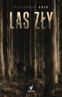 Las zły - Grek pseudonim | mała okładka
