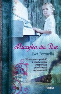 Muzyka dla Ilse - Ewa Formella   mała okładka