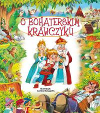 O bohaterskim krawczyku - Beata Wojciechowska-Dudek | mała okładka